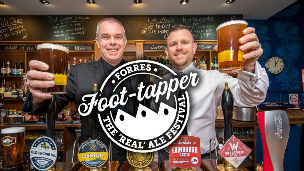Forres Foot-Tapper - Real Ale Festival