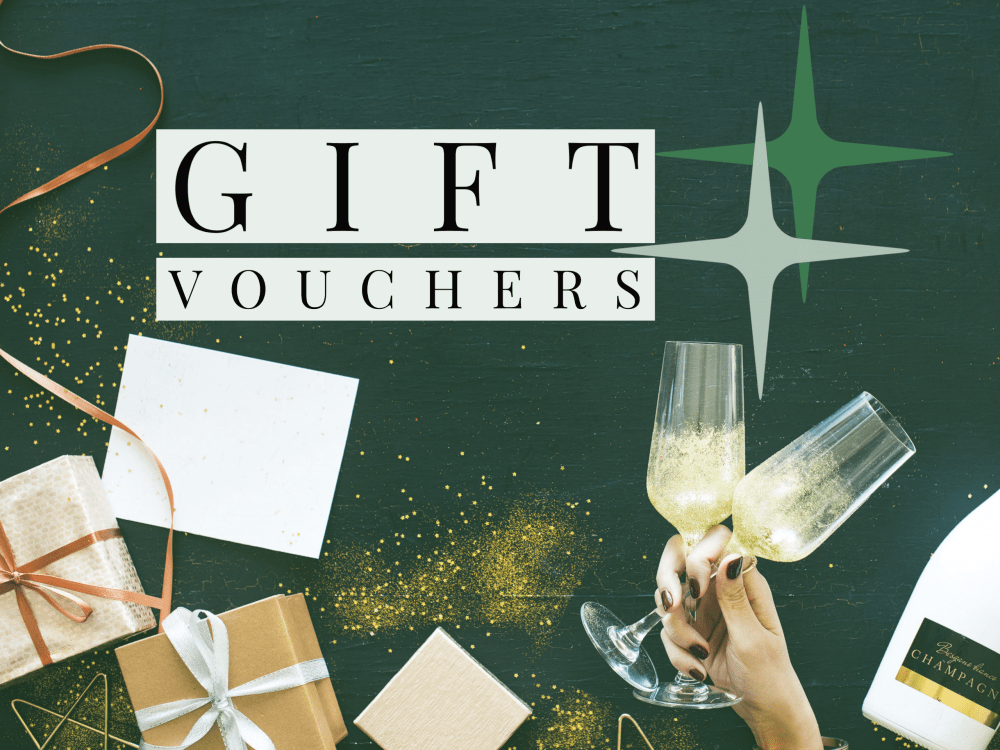 Cluny Bank Gift Vouchers
