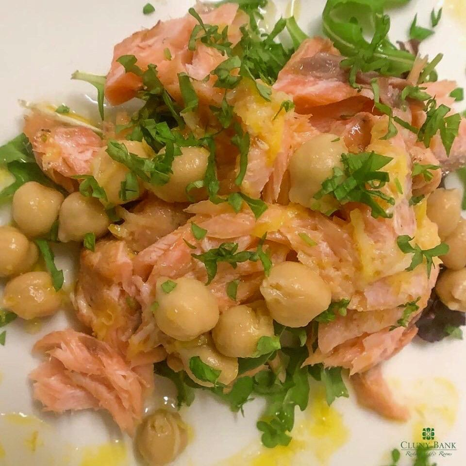 Hot-Smoked Salmon - Cluny Bank Dine-In Range