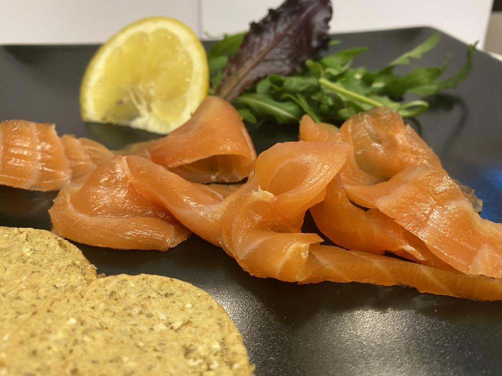 Cold Smoked Salmon - Cluny Bank Dine-In Range